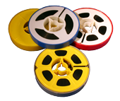 Super 8 Film - 50 foot reels